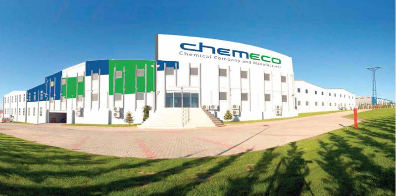ChemECO Chemical Plant Project
